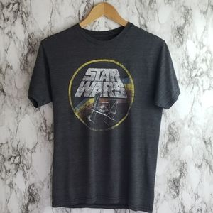 Star Wars Gray Tshirt